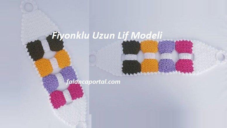 Fiyonklu Uzun Lif Modeli