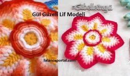 Gül Güzeli Lif Modeli 1