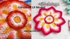 Gül Güzeli Lif Modeli