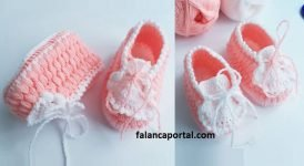 Neşeli Ayaklar Bebek Patiği 1