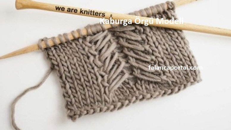 Kaburga Örgü Modeli