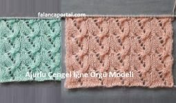 Ajurlu Cengel Igne Orgu Modeli 1