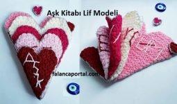 Ask Kitabi Lif Modeli 1