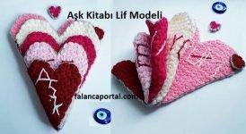 Aşk Kitabı Lif Modeli 1