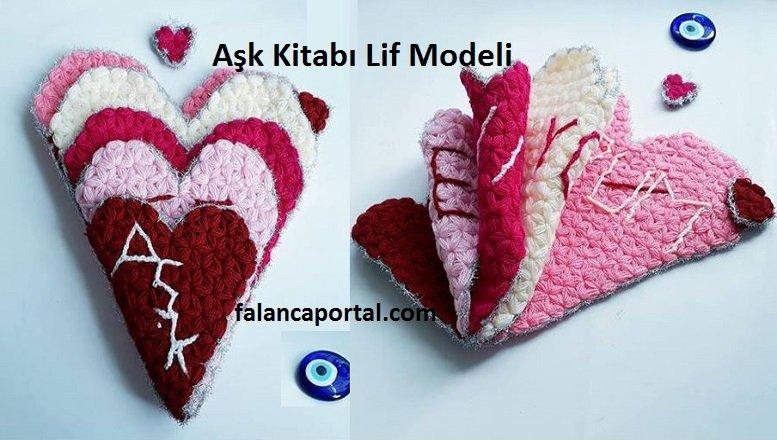 Aşk Kitabı Lif Modeli