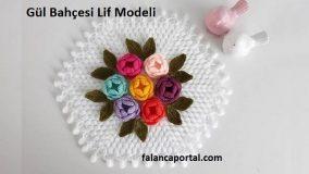 Güllü Bahçe Lif Modeli