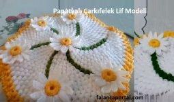 Papatyali Carkifelek Lif Modeli 1