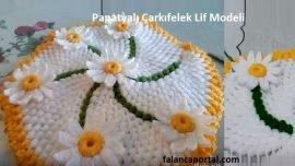 Papatyalı Çarkıfelek Lif Modeli