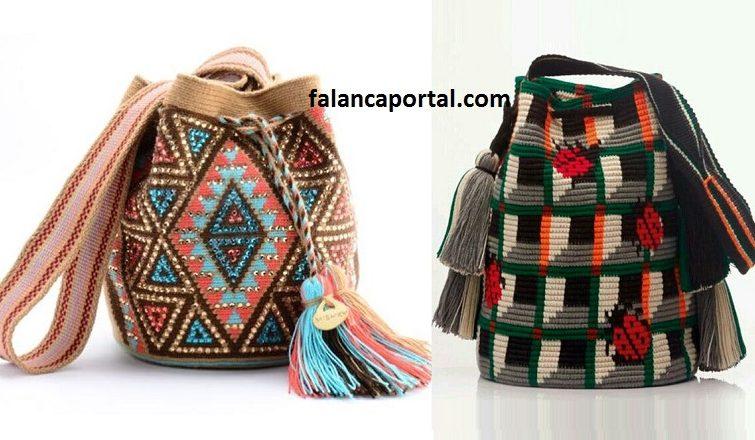 Wayuu Çanta modelleri ve yapımı 1