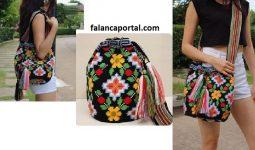 Wayuu Çanta modelleri ve yapımı 5