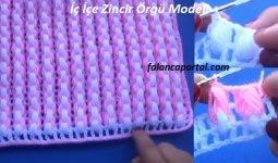Ic Ice Zincir Orgu Modeli 1
