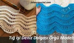 Tig Isi Deniz Dalgasi Orgu Modeli 1