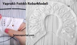Yarakli Fistikli Roba Modeli 1