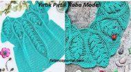 Yırtık Pırtık Roba Modeli 1