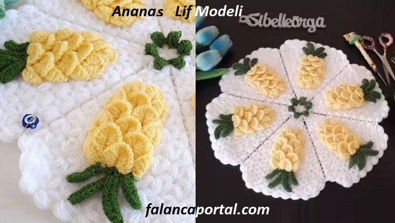 Ananas Lif Modeli