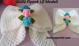 Gullu Fiyonk Lif Modeli 1
