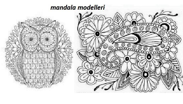Mandala Modelleri Ve Yapılışı 1