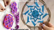 Mandala Modelleri Ve Yapılışı 4
