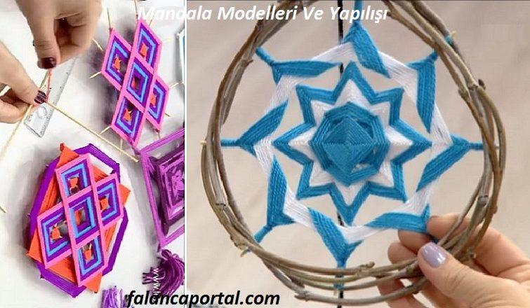 Mandala Modelleri Ve Yapilisi 4