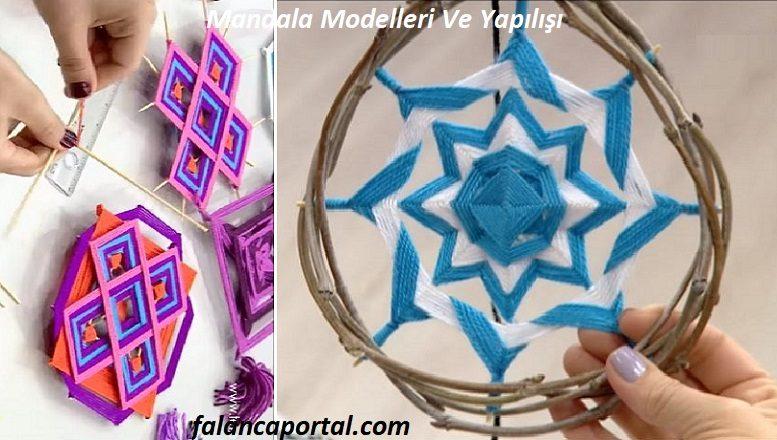 Mandala Modelleri Ve Yapılışı