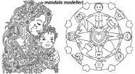 Mandala Modelleri Ve Yapılışı 6