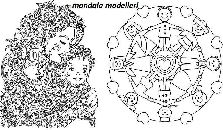 Mandala Modelleri Ve Yapilisi 5