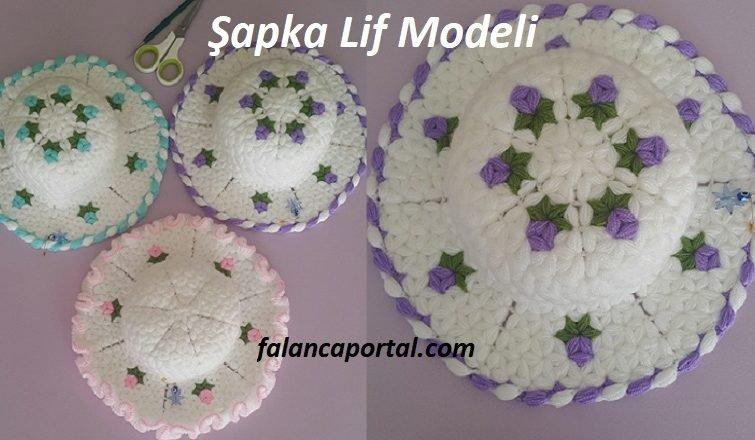 Şapka Lif Modeli 1