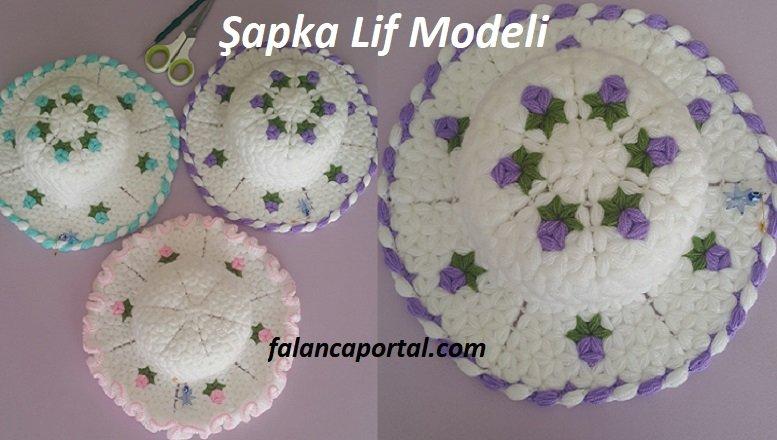 Şapka Lif Modeli