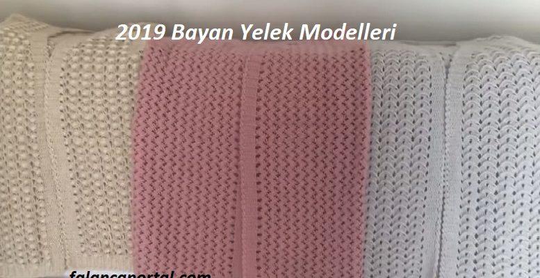 2019 Bayan Yelek Modelleri 1