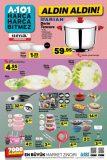 A101 13 Eylül Aktüel Ürünleri