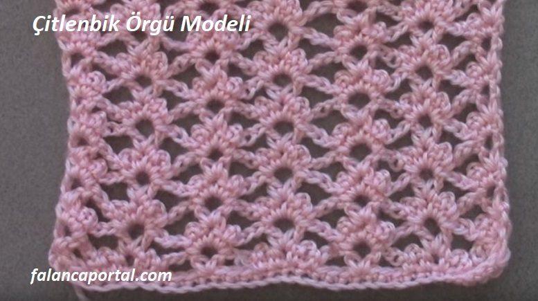 Çitlenbik Örgü Modeli