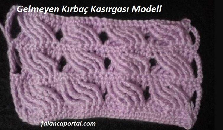 Gelmeyen Kirbac Kasirgasi Modeli 1