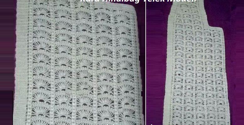 Kara Hindi Bag Yelek Modeli 1