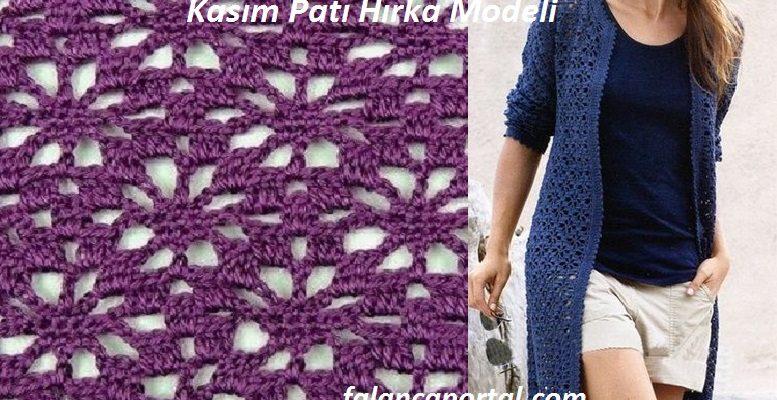 Kasim Pati Hirka Modeli 1