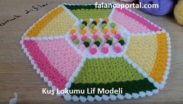 Kus Lokumu Lif Modeli 1