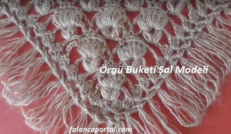 Orgu Buketi Sal Modeli 1