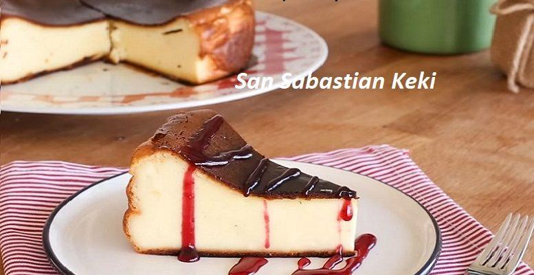 San Sabastian Keki 1