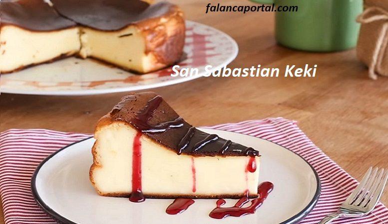 San Sebastian Keki