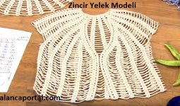 Zincir Yelek Modeli 1