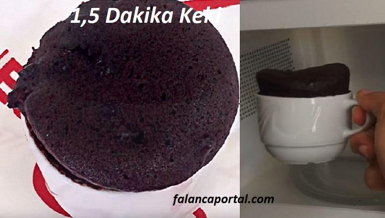 1,5 Dakika Keki