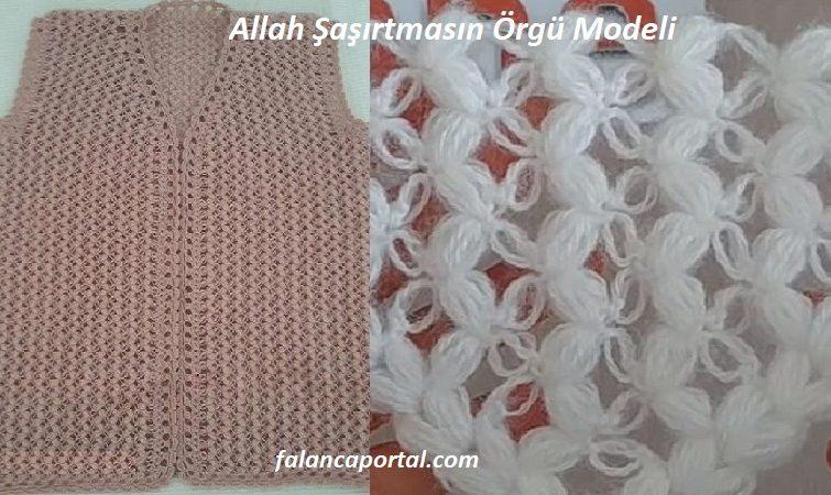 Allah Sasirtmasin Orgumodeli 1