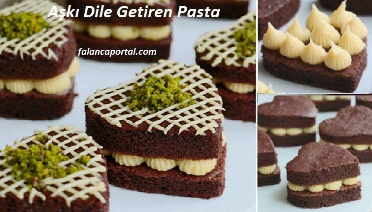 Aşkı Dile Getiren Pasta 1