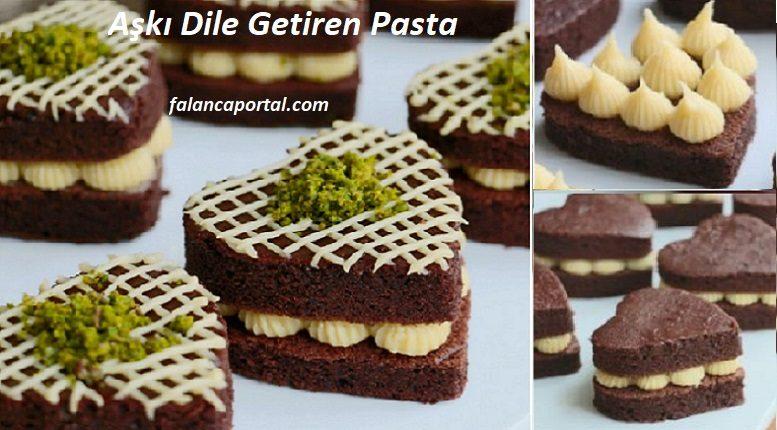 Aşkı Dile Getiren Pasta
