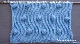 Dere Kenarinda Yuzen Ordekler Yelek Modeli1