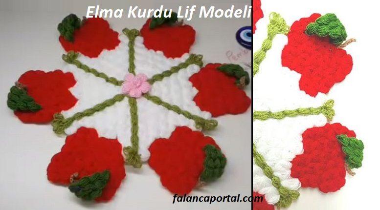 Elma Kurdu Lif Modeli