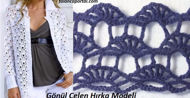 Gonul Celen Hirka Modeli 1