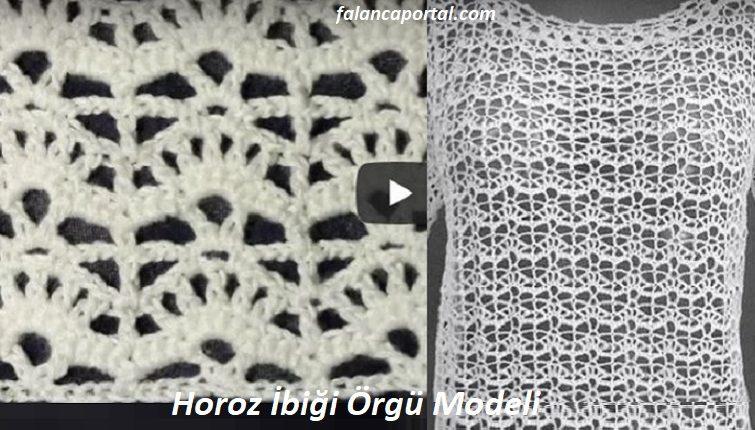 Horoz Ibigi Orgu Modeli 1