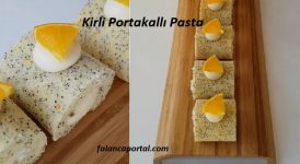 Kirli Portakallı Pasta 1