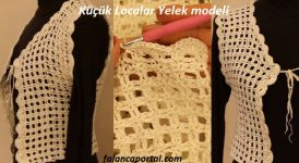 Kucuk Localar Yelek Modeli 1