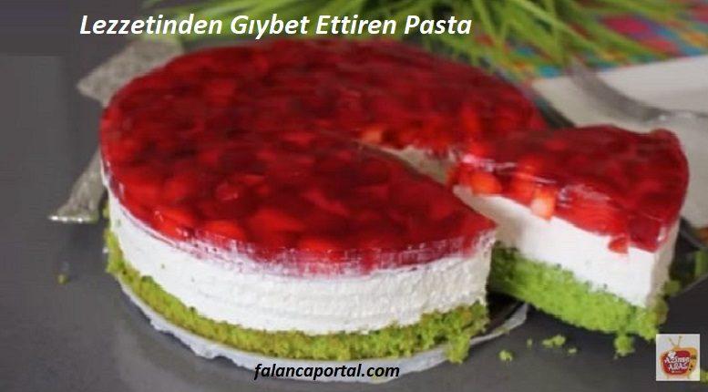 Lezzetinden Gıybet Ettiren Pasta